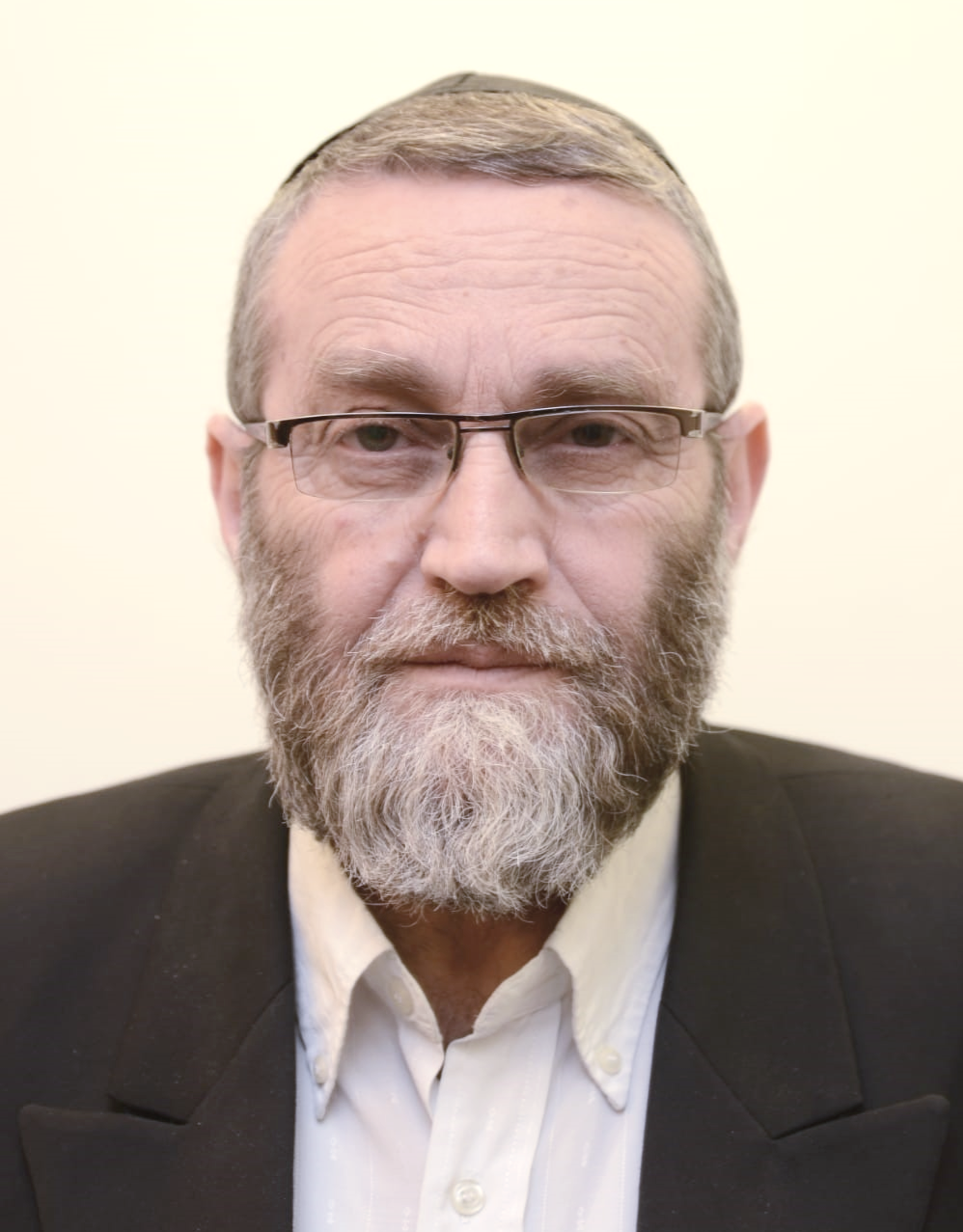 MK Rabbi Moshe Gafni