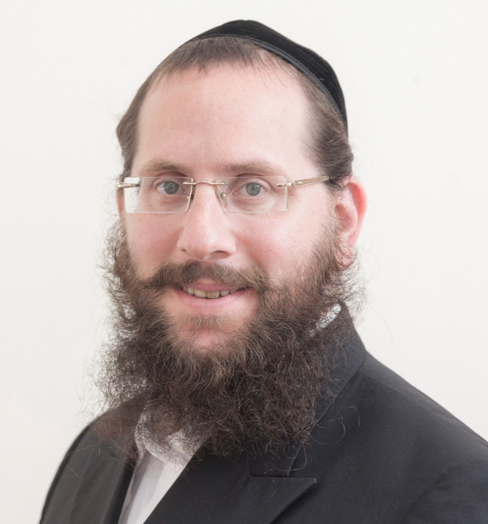 Rabbi Yisrael Tzishinsky
