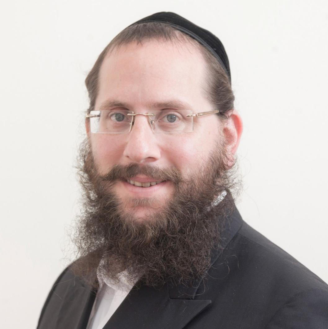הרב ישראל צישינסקי