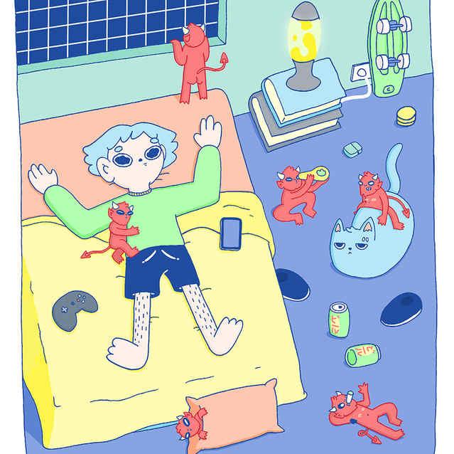 Clara Mir Bertone Ilustración