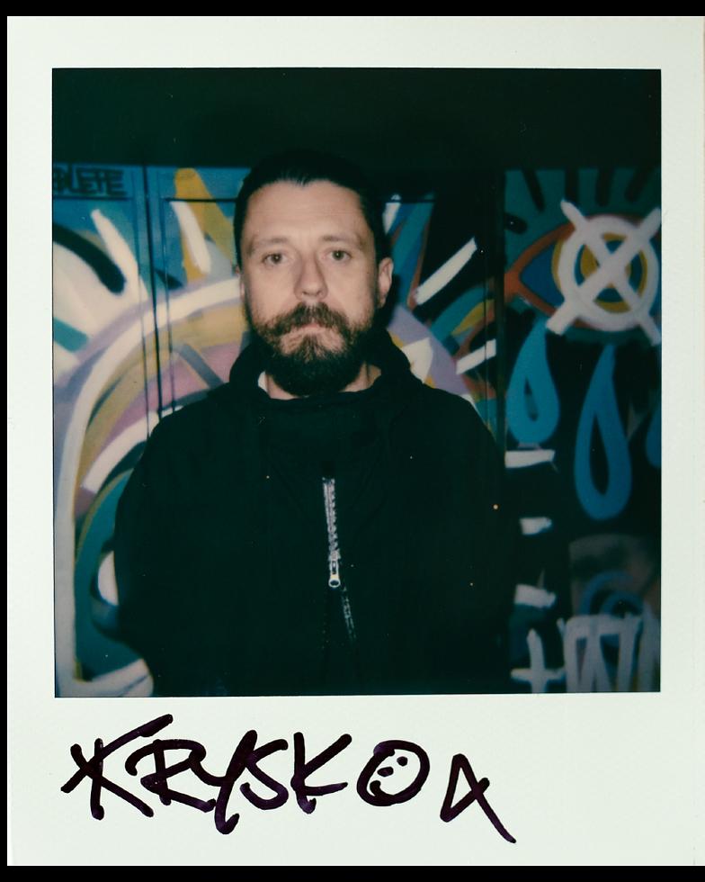 Krysko Polaroid Originals at Warehouse Project Depot Mayfield Manchester. Events, Music Photography. Photo taken by Rob Jones @hirobjones