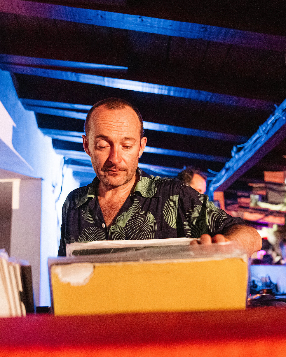 Craig Richards at Barbarellas Discotheque At Love International Festival. Events, Festival Tisno, Music Photography. Photo taken by Rob Jones @hirobjones
