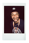 Goldie at Outlook & Dimensions Festival, Croatia. Polaroid Originals Photography. Photo taken by Rob Jones @hirobjones