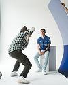 Christian Pulisic of Chelsea Football Club Commercial Photography. Photo taken by Rob Jones @hirobjones Jack Bridgland