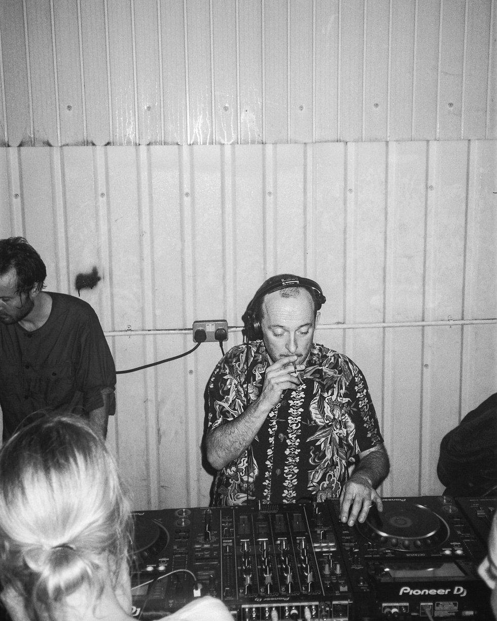 Craig Richards At UNIT B1, London. Events, Live Music, underground rave, party, Music Photography. Photo taken by Rob Jones @hirobjones