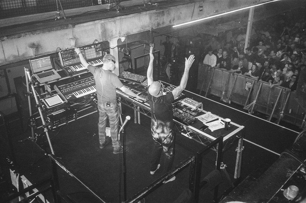 Orbital (Live) At Printworks London. Events, Music Photography. Photo taken by Rob Jones @hirobjones