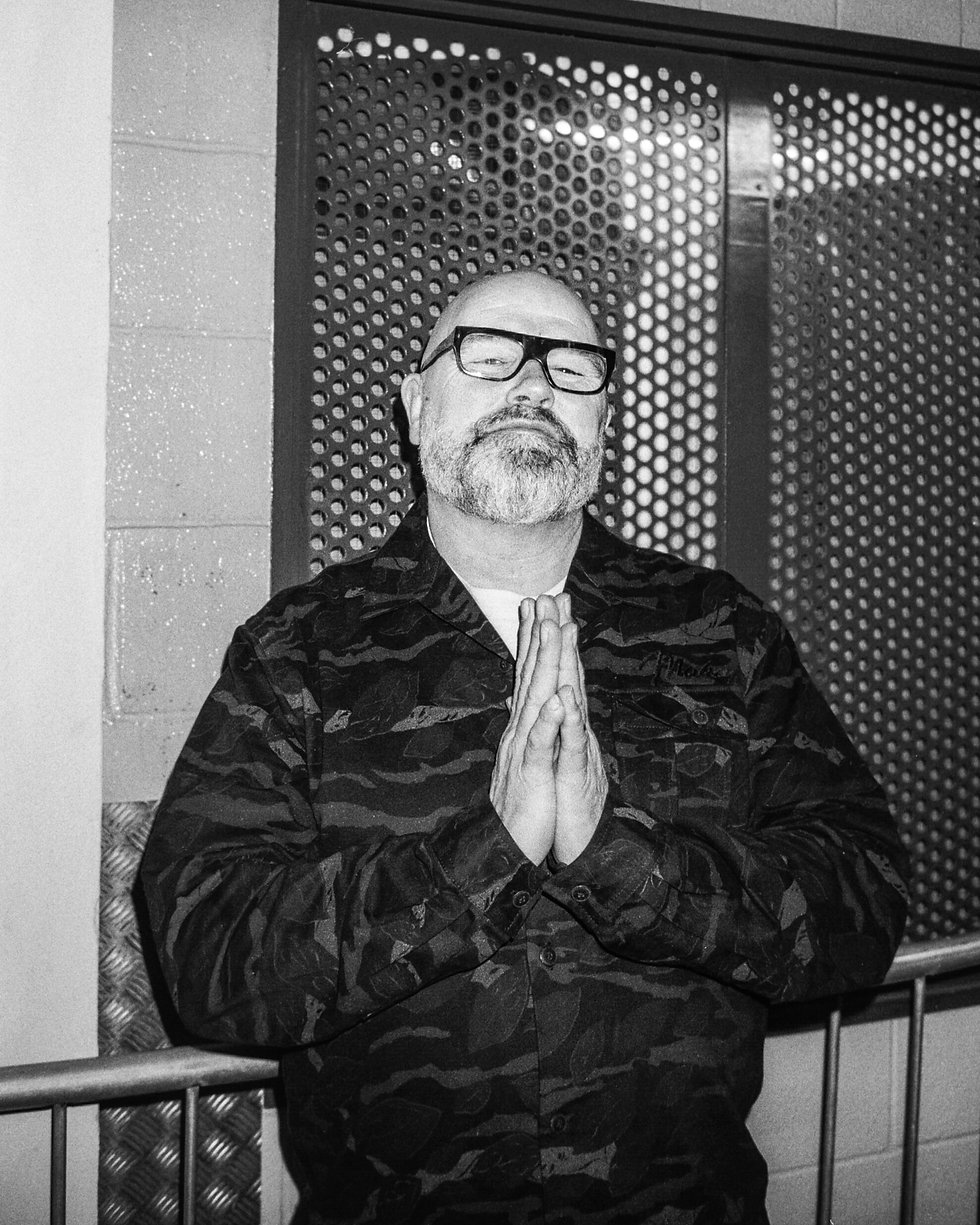 Simon Dunmore at Printworks London Glitterbox Defected Records. Events, Music Photography. Photo taken by Rob Jones @hirobjones 35mm film