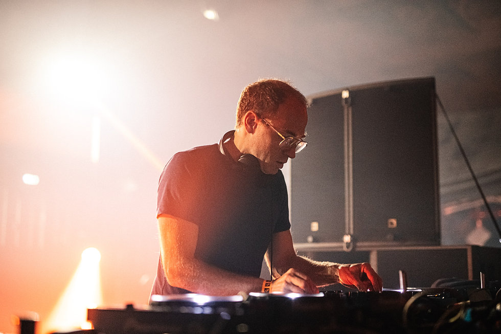 Daphni at Warehouse Project Depot Mayfield Manchester. Events, Music Photography. Photo taken by Rob Jones @hirobjones