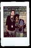 at Outlook & Dimensions Festival, Croatia. Polaroid Originals Photography. Photo taken by Rob Jones @hirobjones