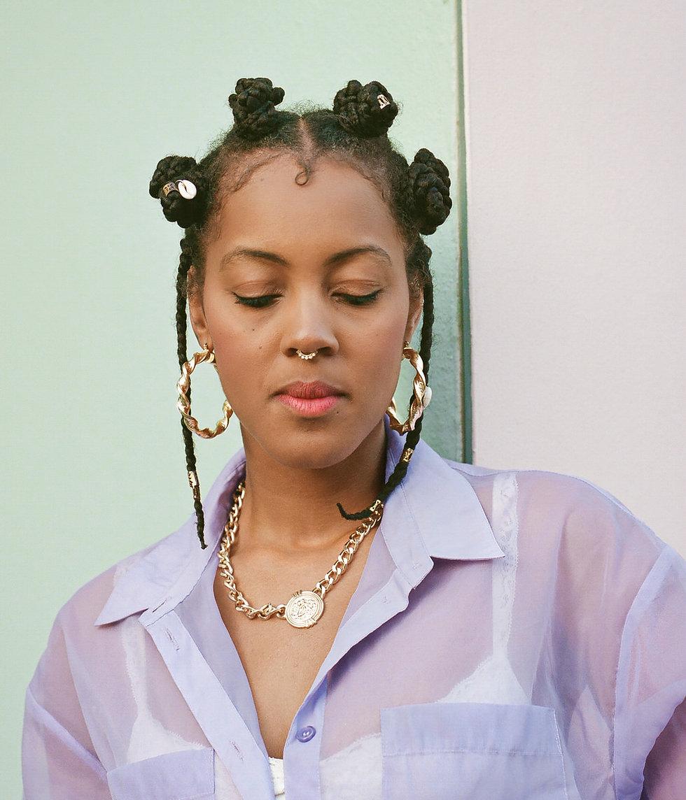 Lou Jasmine Portrait Photography. Photo taken by Rob Jones @hirobjones