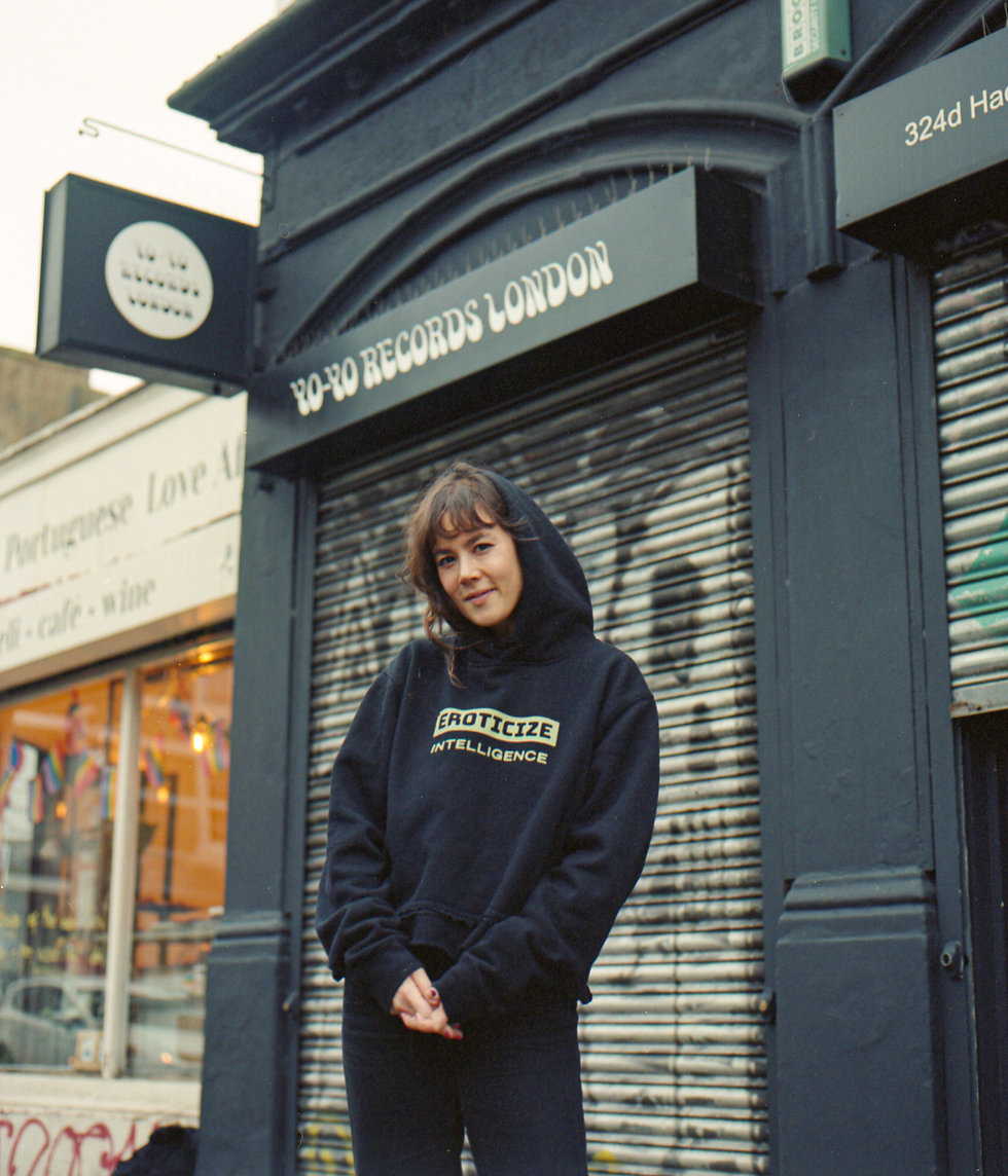 Louise Chen London Portrait Photography. Photo taken by Rob Jones @hirobjones