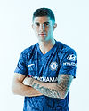 Christian Pulisic of Chelsea Football Club Commercial Photography. Photo taken by Rob Jones @hirobjones