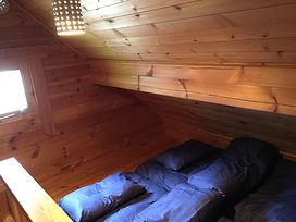 ロフト二人部屋