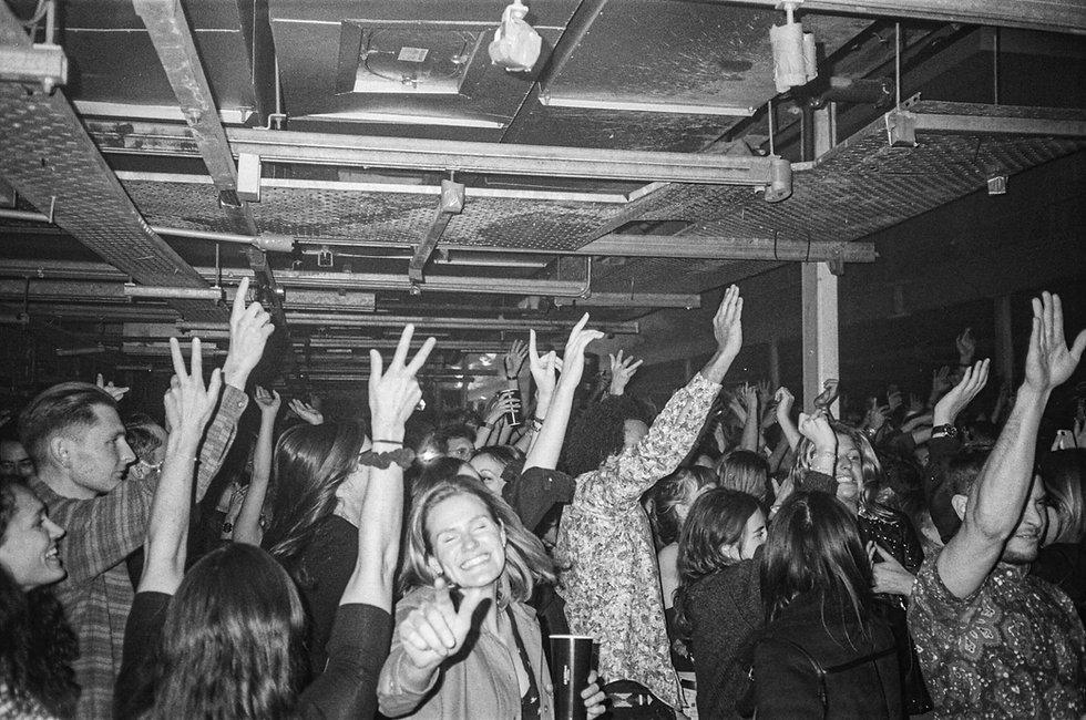 crowd At Printworks London. Events, Music Photography. Photo taken by Rob Jones @hirobjones