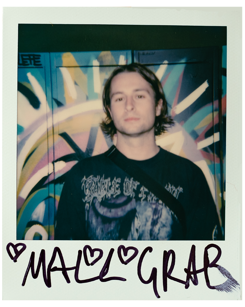 Mall Grab Polaroid Originals at Warehouse Project Depot Mayfield Manchester. Events, Music Photography. Photo taken by Rob Jones @hirobjones