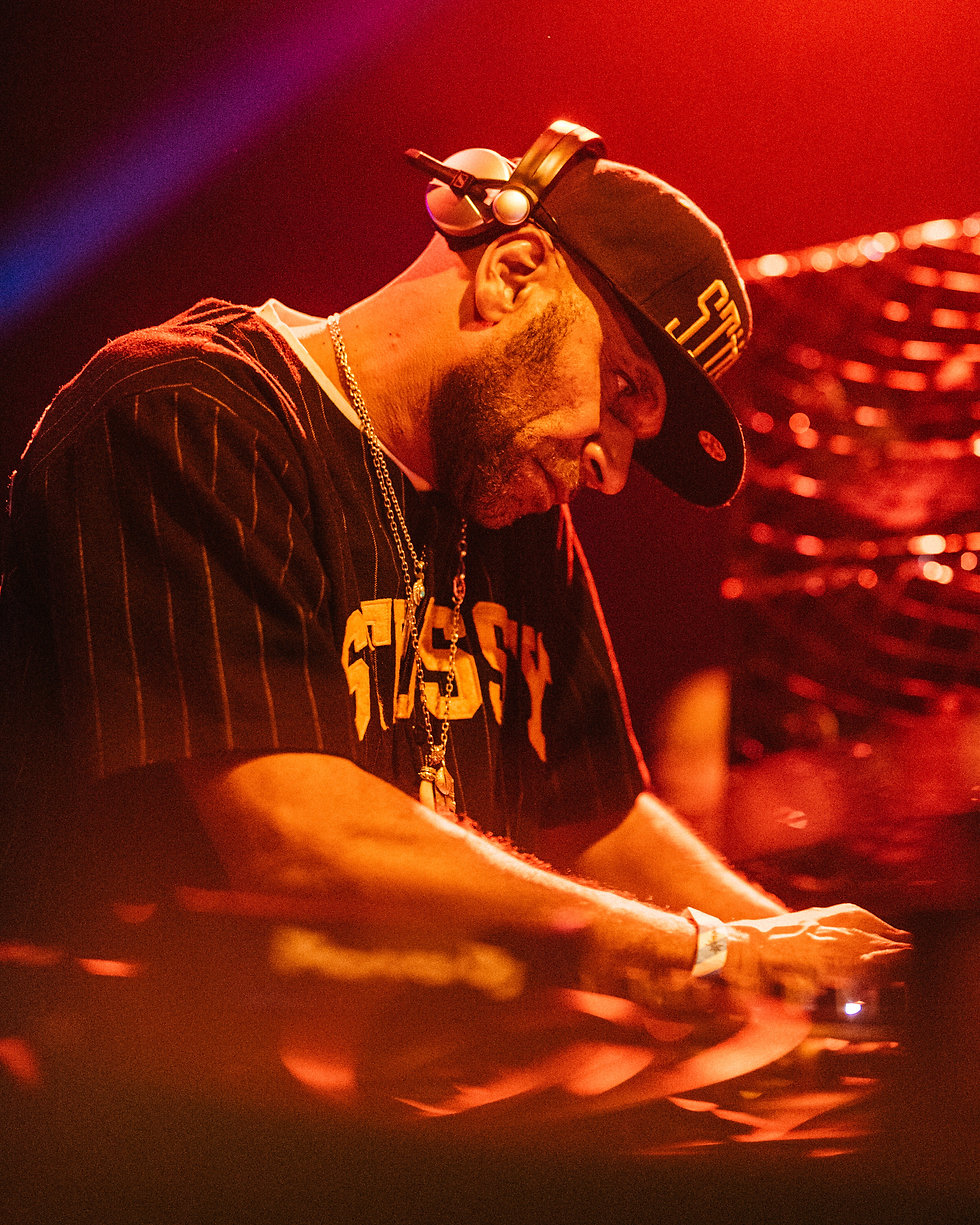 Fort Punta Christo Goldie Metalheadz on the Clearing stage At Dimensions & Outlook Festival. Events, Festival Pula, Croatia, Music Photography. Photo taken by Rob Jones @hirobjones