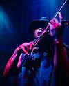 Damien Escobar At Jazz Cafe, Camden, London. Events, Live Music, Music Photography. Photo taken by Rob Jones @hirobjones