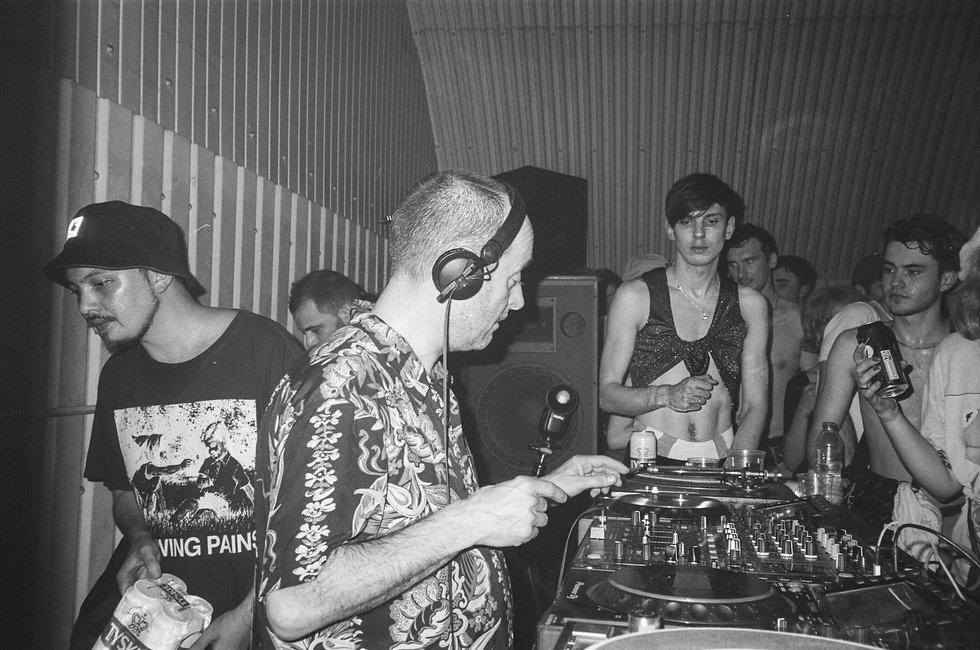 Craig Richards DJ At UNIT B1, London. Events, Live Music, underground rave, party, Music Photography. Photo taken by Rob Jones @hirobjones