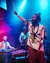 Zongo Brigade At Jazz Cafe, Camden, London. Events, Live Music, Music Photography. Photo taken by Rob Jones @hirobjones