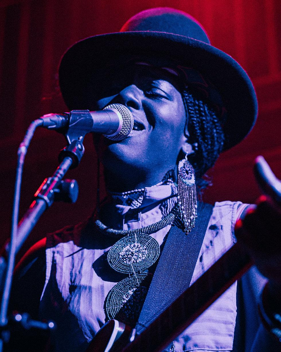 Les Amazones d'Afrique At Jazz Cafe, Camden, London. Events, Live Music, Music Photography. Photo taken by Rob Jones @hirobjones
