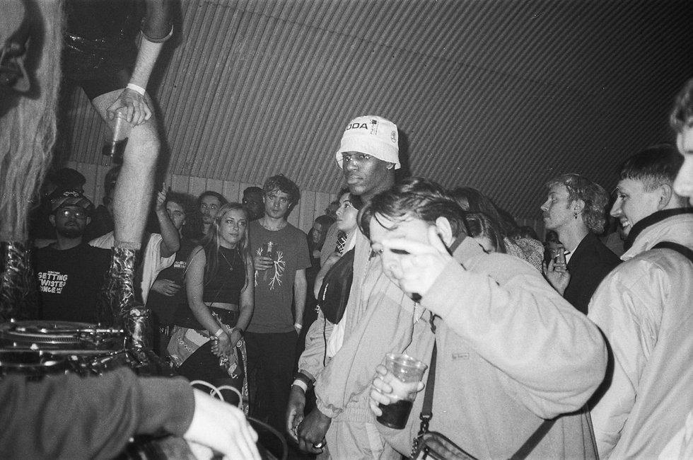 At UNIT B1, London. Events, Live Music, underground rave, party, Music Photography. Photo taken by Rob Jones @hirobjones