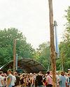 Boiler room stage At Dekmantel Festival. Events, Festival Amsterdam, Music Photography. Photo taken by Rob Jones @hirobjones