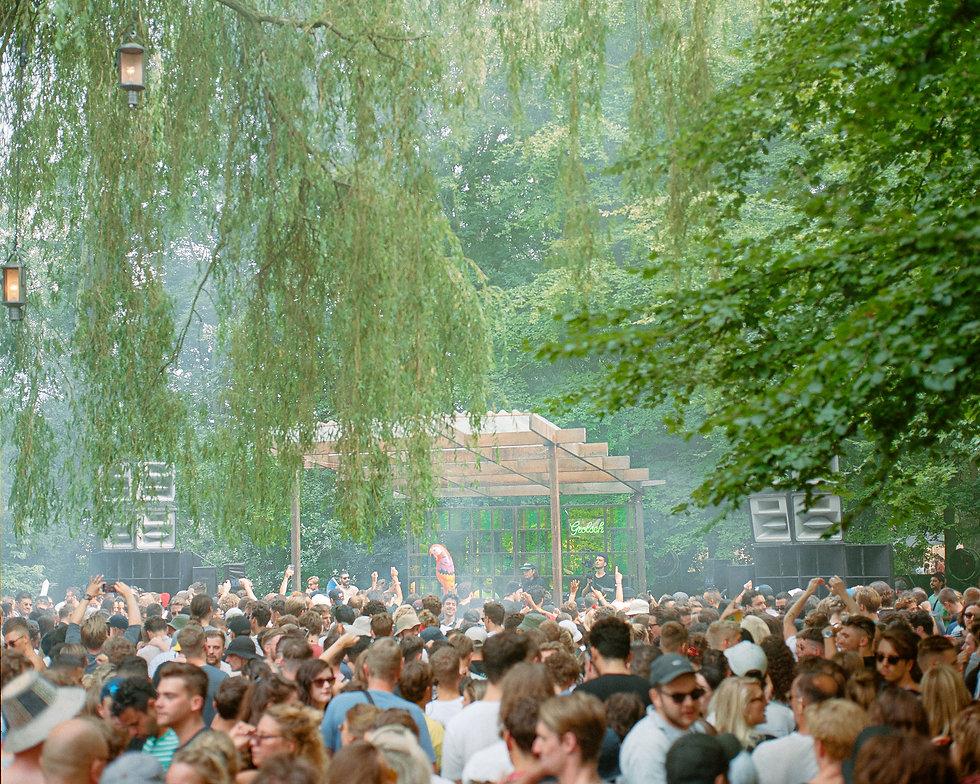 Selectors Stage At Dekmantel Festival. Events, Festival Amsterdam, Music Photography. Photo taken by Rob Jones @hirobjones