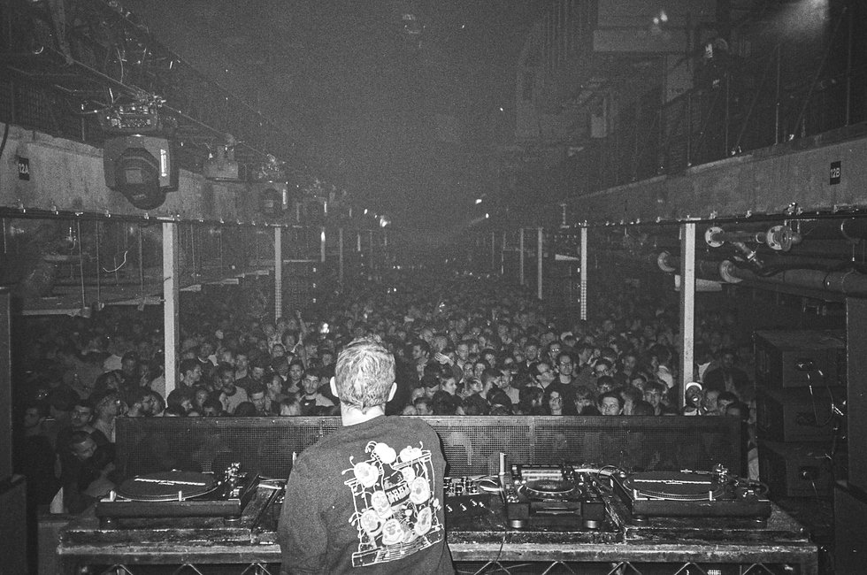 Floating Points At Printworks London. Events, Music Photography. Photo taken by Rob Jones @hirobjones