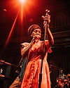 Dawn Penn At Jazz Cafe, Camden, London. Events, Live Music, Music Photography. Photo taken by Rob Jones @hirobjones
