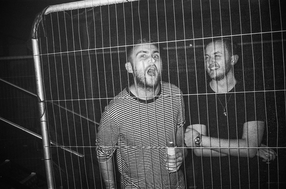 Disclosure backstage At Printworks London. Events, Music Photography. Photo taken by Rob Jones @hirobjones