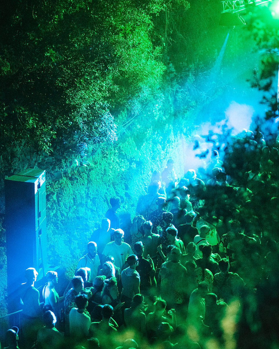 Fort Punta Christo The Moat At Dimensions & Outlook Festival. Events, Festival Pula, Croatia, Music Photography. Photo taken by Rob Jones @hirobjones