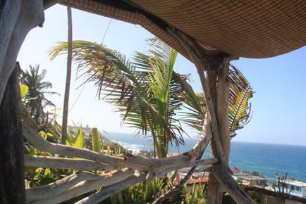 Hand made cabanas