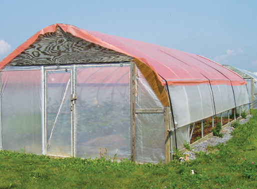 Building Better Greenhouse Shading