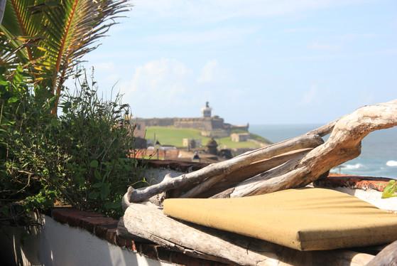View to El Mor