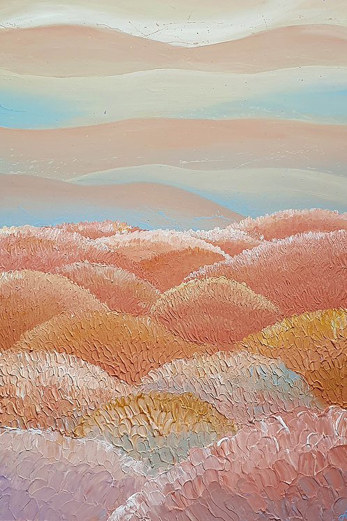 Cotton Candy Fields