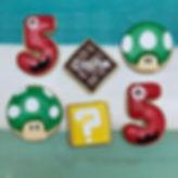 Whoop whoop.. Mario Bros theme.. Awesome
