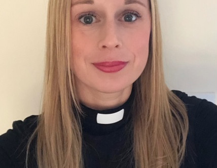 Clergy letter for October - from Laura