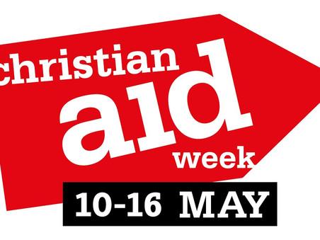 Christian Aid Week - can you help?