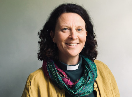 A Message from our curate, Ruth
