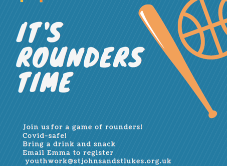 Anyone for rounders?
