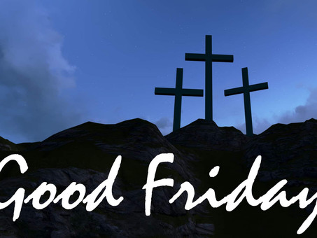 Good Friday Service 2pm