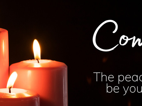 Join us for daily compline, every evening on our Facebook page