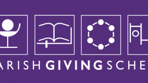 Parish Giving Scheme - how you can help in Generosity Week and beyond