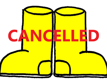 Smelly Yellow Welly Club 2021 - Cancelled
