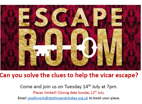 Can you help free the vicar?