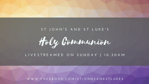 Sunday 26th September - service sheet to watch on Facebook Live