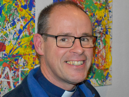 Rector's Letter - April 2021 - from Simon