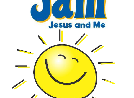 JAM (Jesus and Me) Dates for the new term