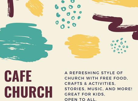 Café Church at St Luke's