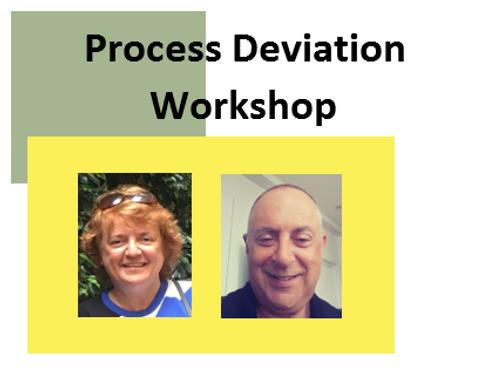 Process Deviation Workshop